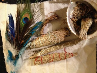 Smudging tools